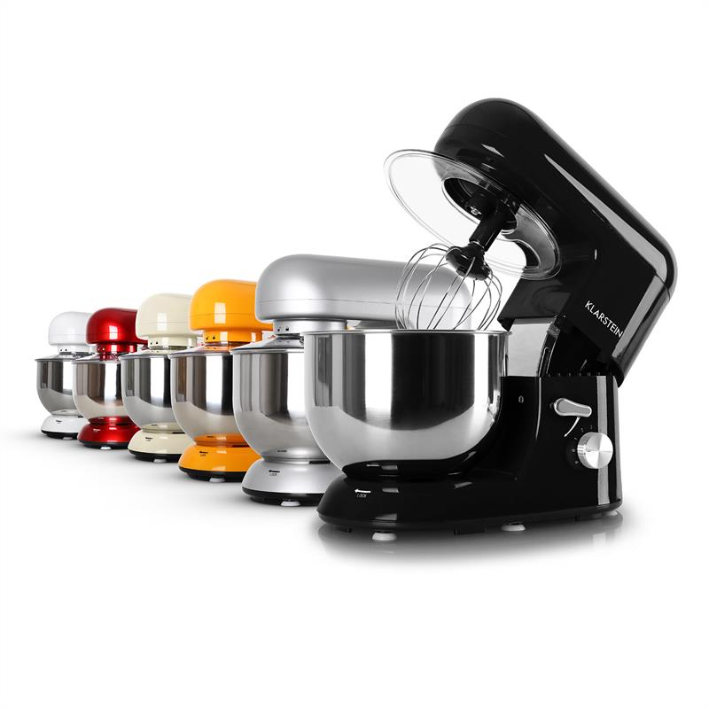 ROBOT CULINAIRE MULTIFONCTION ELECTRIQUE PETRIN FOUET1200W Bol inox