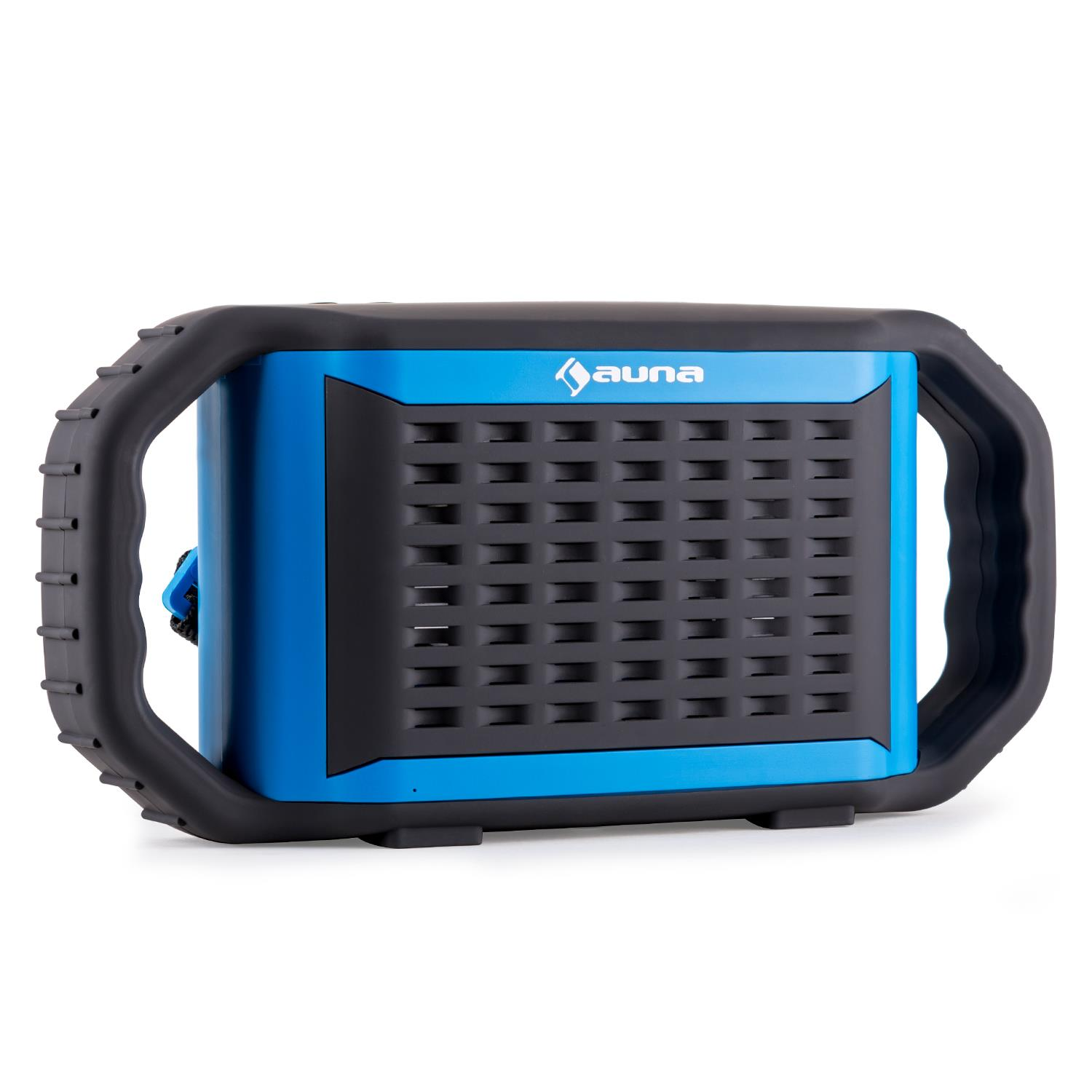 ENCEINTE-NOMADE-SANS-FIL-BLUETOOTH-AUX-STREAMING-AUDIO-SMARTPHONE-TABLETTE-BLEU