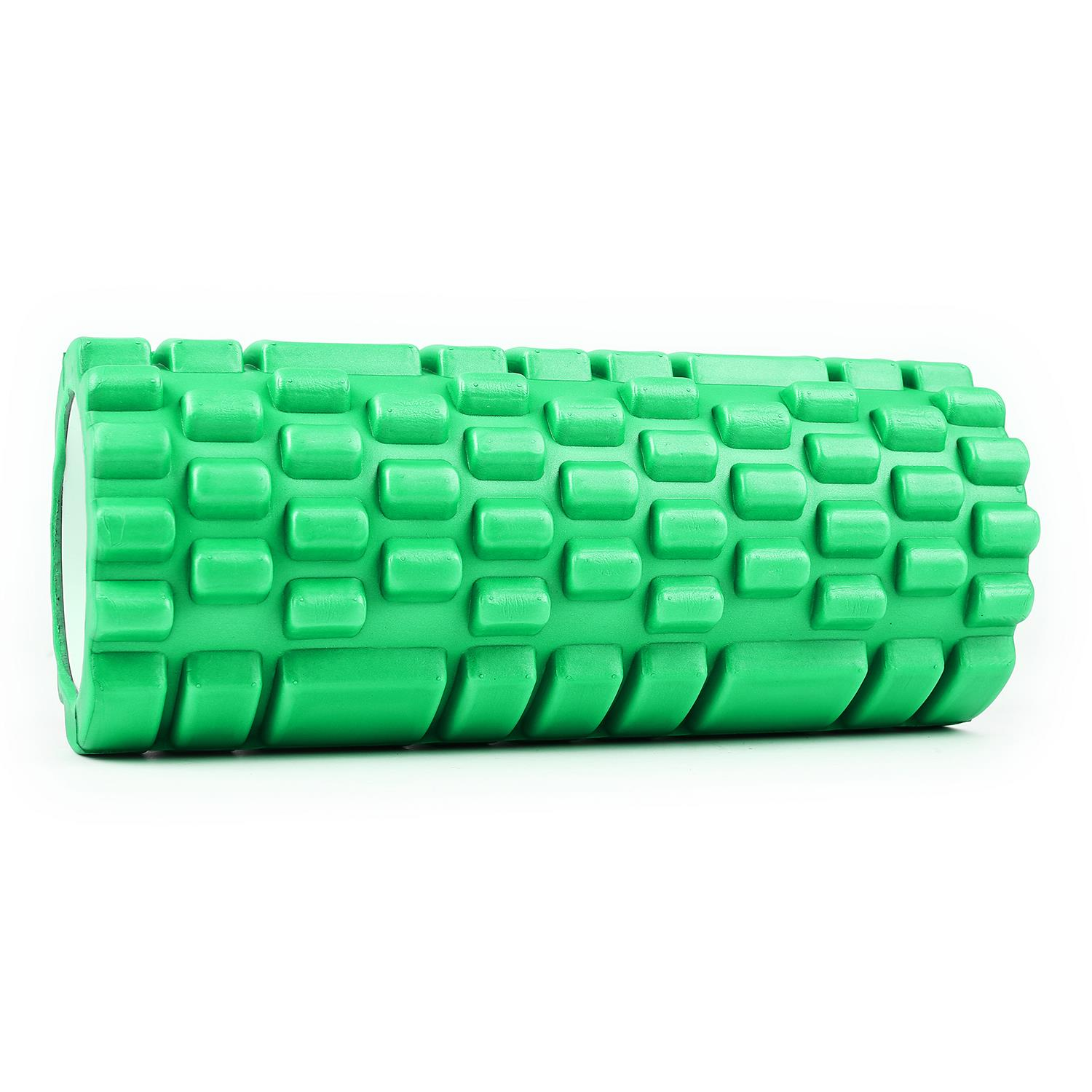 Rullo-Schiuma-Capital-Sport-Yoga-Pilates-Foam-Roller-Trigger-Point-Massaggio miniatura 1
