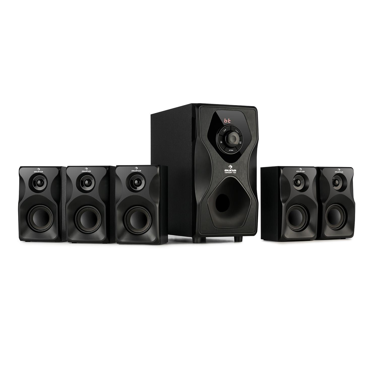 Home-Theater-Sistema-5-1-Cinema-Sound-Surround-System-Bluetooth-USB-95W-RMS