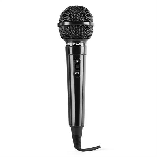 Microfon dinamic multifuncțional DMM-180