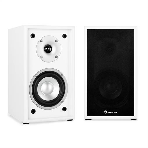 AUNA LINE 300-SF-WH, 2-smerni par pasivnih zvočnikov