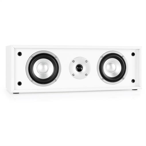AUNA LINE 300-CN-WH, 2-smerni pasivni centralni zvočnik