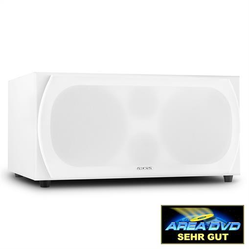 auna Linie 501SW VH Subwoofer Attivo 500W Bianco