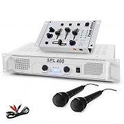 DJ-94 - conjunto DJ/PA amplificador mesa DJ microfone 1200W