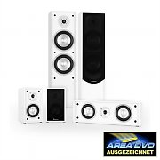 auna Linie-300-WH 5.0 home cinema soundsysteem 265W RMS
