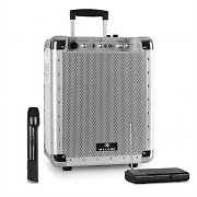 Malone PAS1 Streetrocker mobil PA-låda USB SD AUX Bluetooth