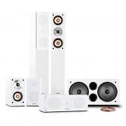 auna Linie-501-WH 5.1 Hemmabio Soundsystem 600W RMS