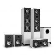NUMAN Reference 851 5.1 äänijärjestelmä valkoinen