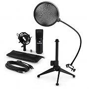 auna MIC-900B USB microfoonset V2 | condensatormicrofoon | plopbescherming | tafelstatief