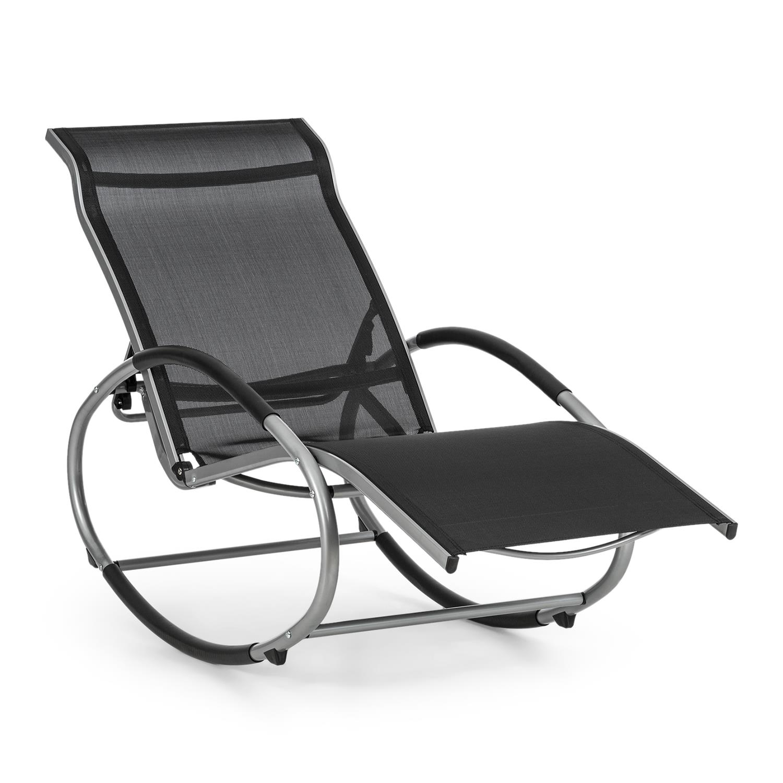 Sedie A Dondolo Per Terrazzo sdraio mare giardino basculante poltrona relax dondolo sedia