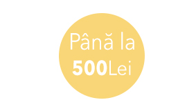 Până la 500 Lei