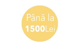 Până la 1500 Lei