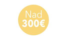 Nad 300€