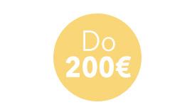Do 200€