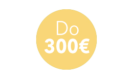 Do 300€