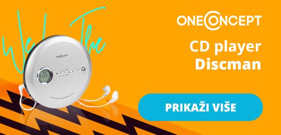OneConcept discman