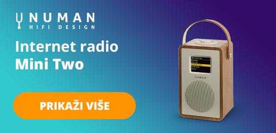 internetski radio miniTwo