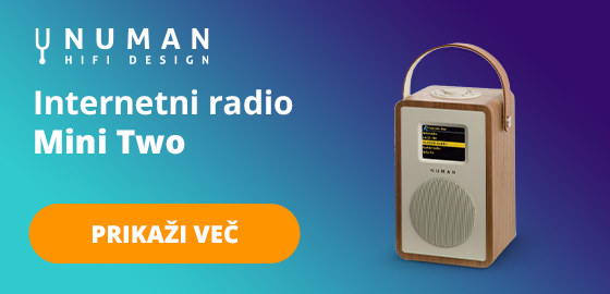 Internetni radio miniTwo