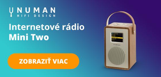 Internetové Rádio miniTwo