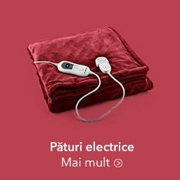 Pături electrice și perne