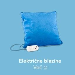 Električne odeje in blazine